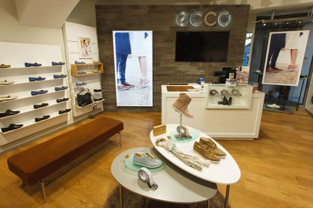 Projekt ECCO Store Klagenfurt