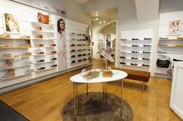 Damenbereich ECCO Store