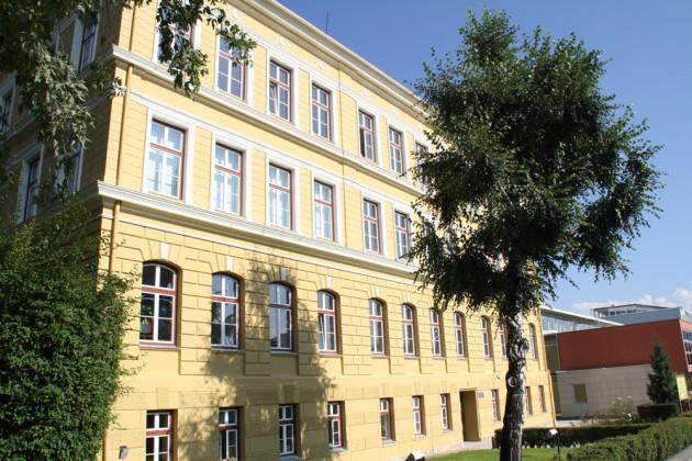 NACHHER: Volksschule St. Veit/Glan in neuem Glanz